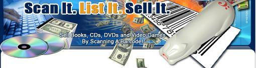 Selling used books, DVD's and video games on Amazon com and