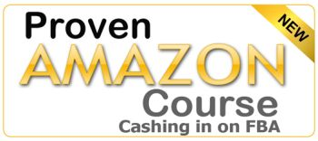 |The Proven Amazon Course: Cashing in on FBA|